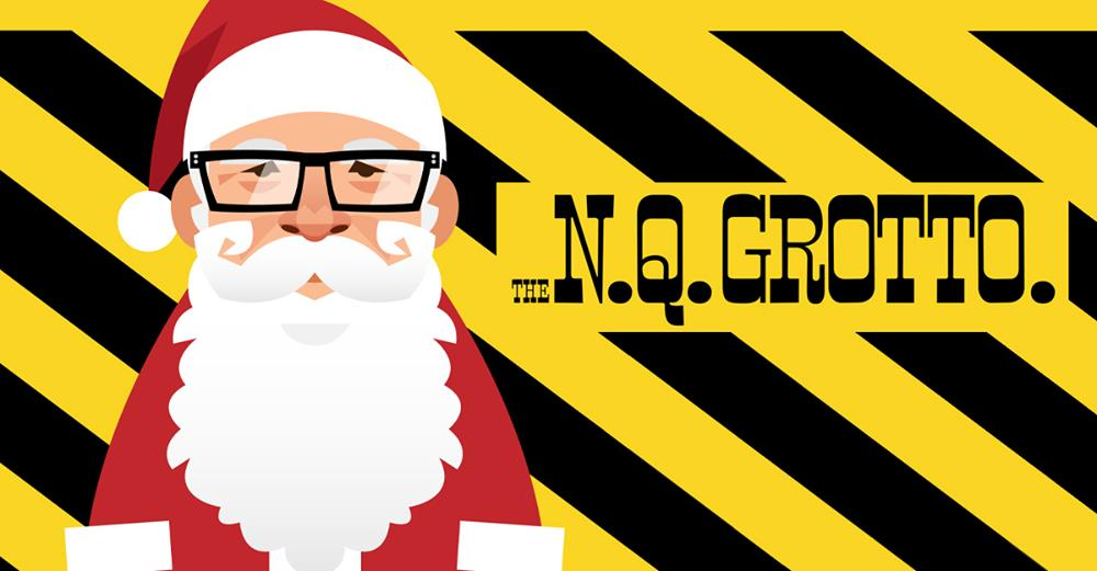 There's a COVID-safe 'ultimate grotto experience' coming to Manchester next week, The Manc