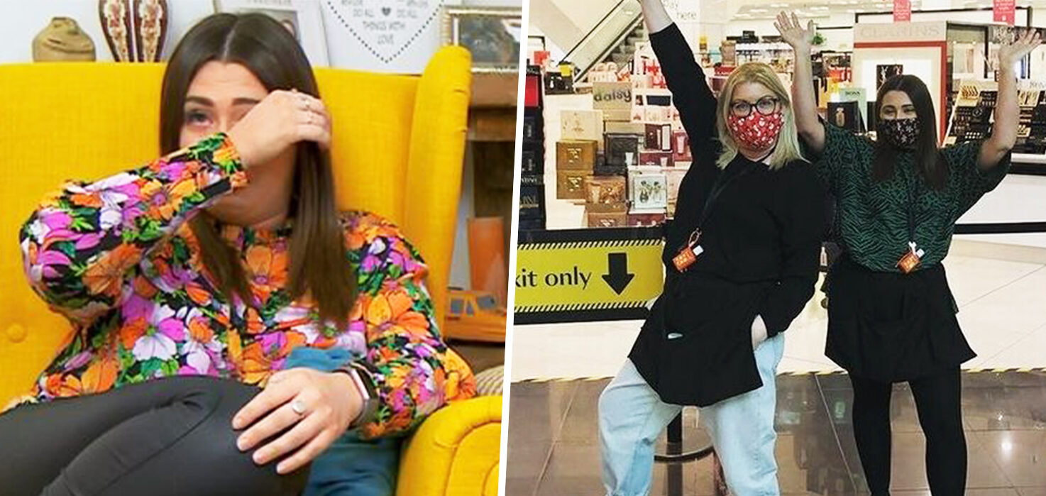 Gogglebox's Sophie Sandiford inundated with support after post about losing her Debenhams job, The Manc