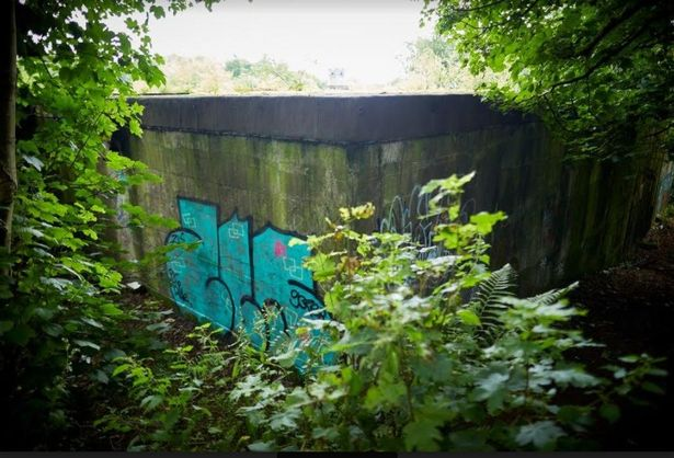 There's a Cold War bunker hidden in Worsley Woods and its story is pretty fascinating, The Manc