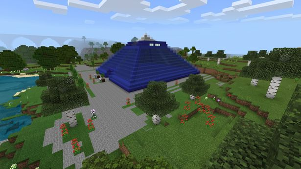 These two young lads have recreated Stockport in Minecraft and it's really impressive, The Manc