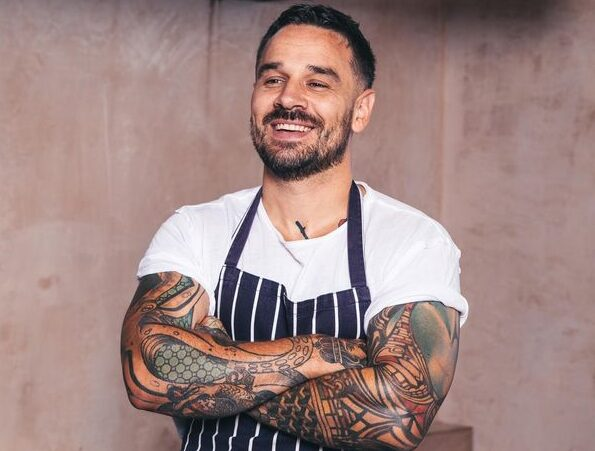 Popular Manchester chef Gary Usher to star in new Channel 4 show helping families save money, The Manc