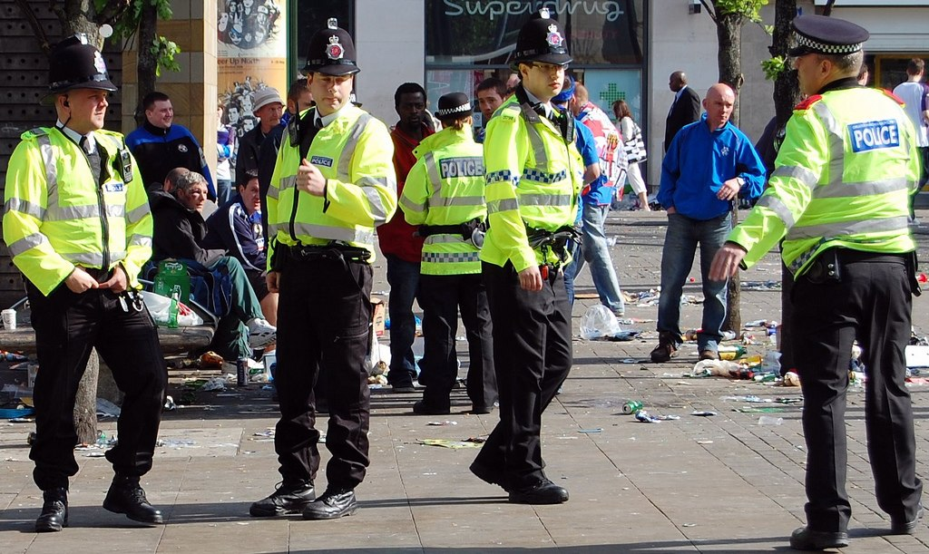 Everyone in Greater Manchester assigned their own contactable local police officer, The Manc