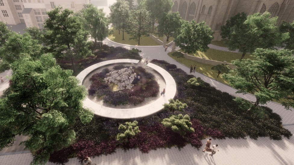 Manchester Arena Attack memorial gardens given approval, The Manc