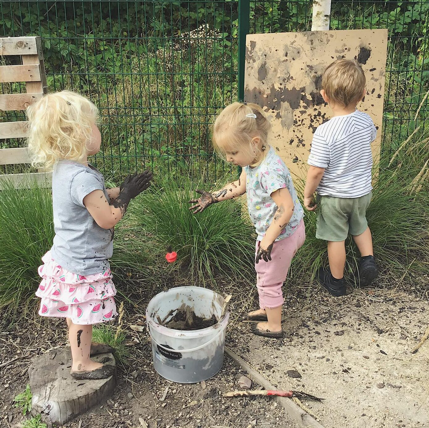 This Altrincham nursery is 'leading the way' with a new outdoor classroom, The Manc
