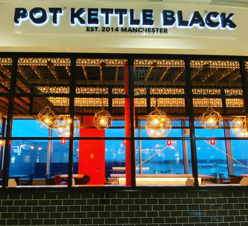 Beloved independent cafe Pot Kettle Black has opened a new site in Manchester Airport, The Manc