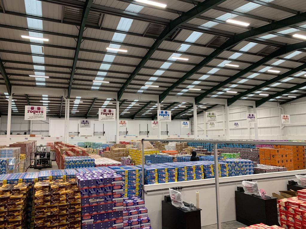 Bargain warehouse Rogers Wholesale Foods launches new store in Greater Manchester, The Manc
