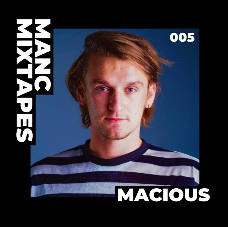 Listen to Macious' new single plus Episode 5 of Manc Mixtapes, The Manc