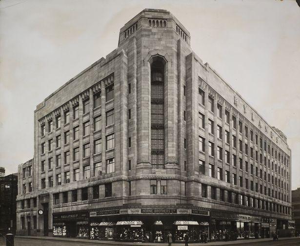The Debenhams building's £68.5m redevelopment is definitely happening, The Manc