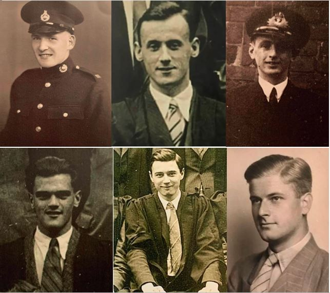 A university project tells the stories of Manchester students who fought in the World Wars, The Manc