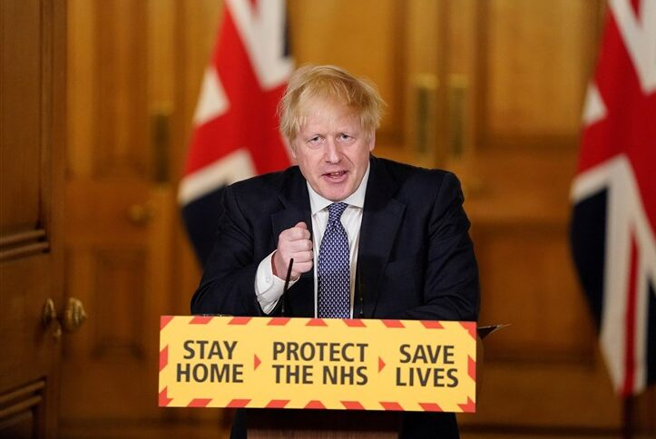 Boris Johnson to hold press conference at 5pm today, The Manc