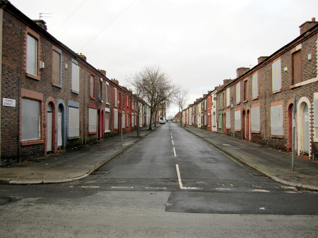 The top 10 'worst places to live' in England in 2021 revealed, The Manc
