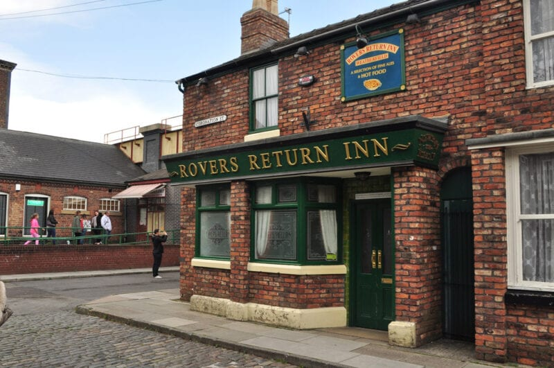 Top Coronation Street moments of all time, The Manc