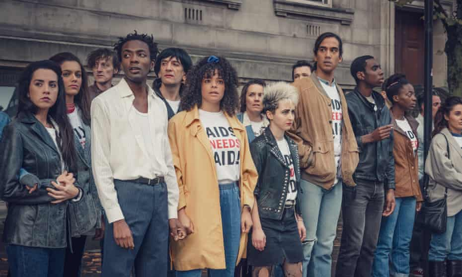 Brand new Channel 4 series It's A Sin joins the long list of shows filmed in Greater Manchester, The Manc