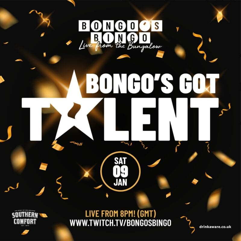 Bongo's Bingo is bringing its very own lockdown talent show live to your living room, The Manc