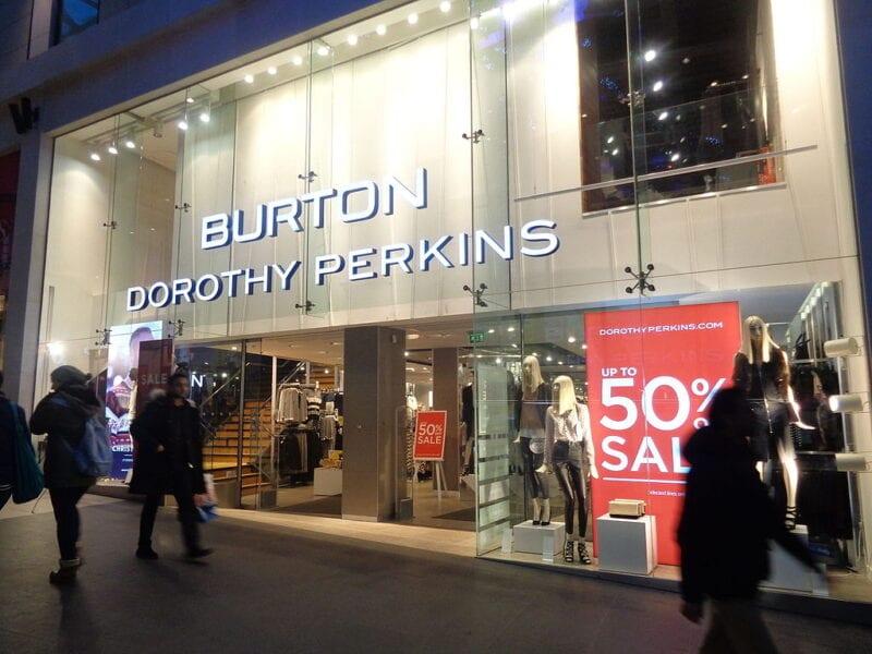 Boohoo in talks to buy Burton, Dorothy Perkins and Wallis, The Manc