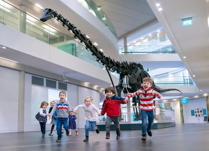 Dippy the dinosaur's stay in Rochdale is being featured in a TV documentary tonight, The Manc