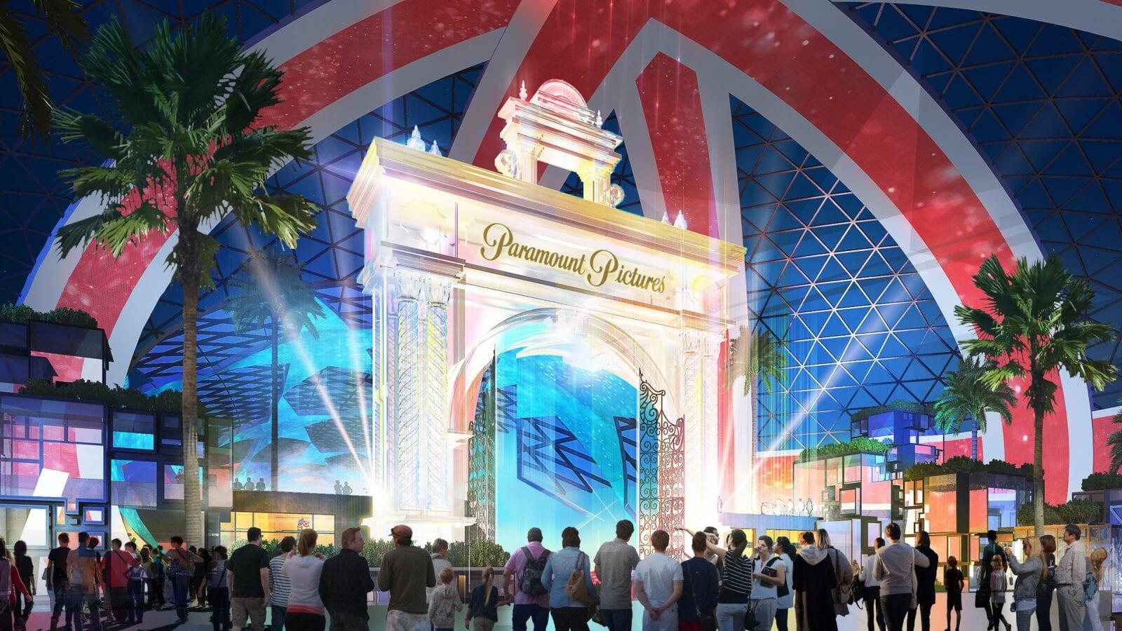 'UK Disneyland' theme park The London Resort reveals new artwork, The Manc