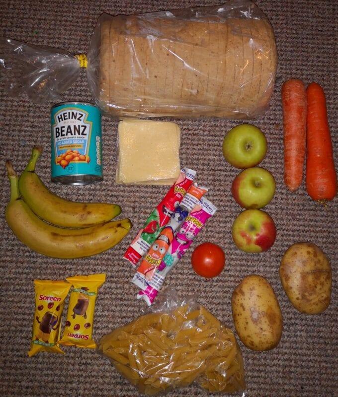 Marcus Rashford slams 'unacceptable' £30 free school meal packages, The Manc