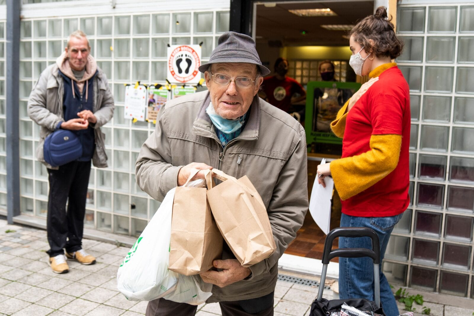 Manchester-based food charity launches 'cook & collect' service to provide free meals during lockdown, The Manc