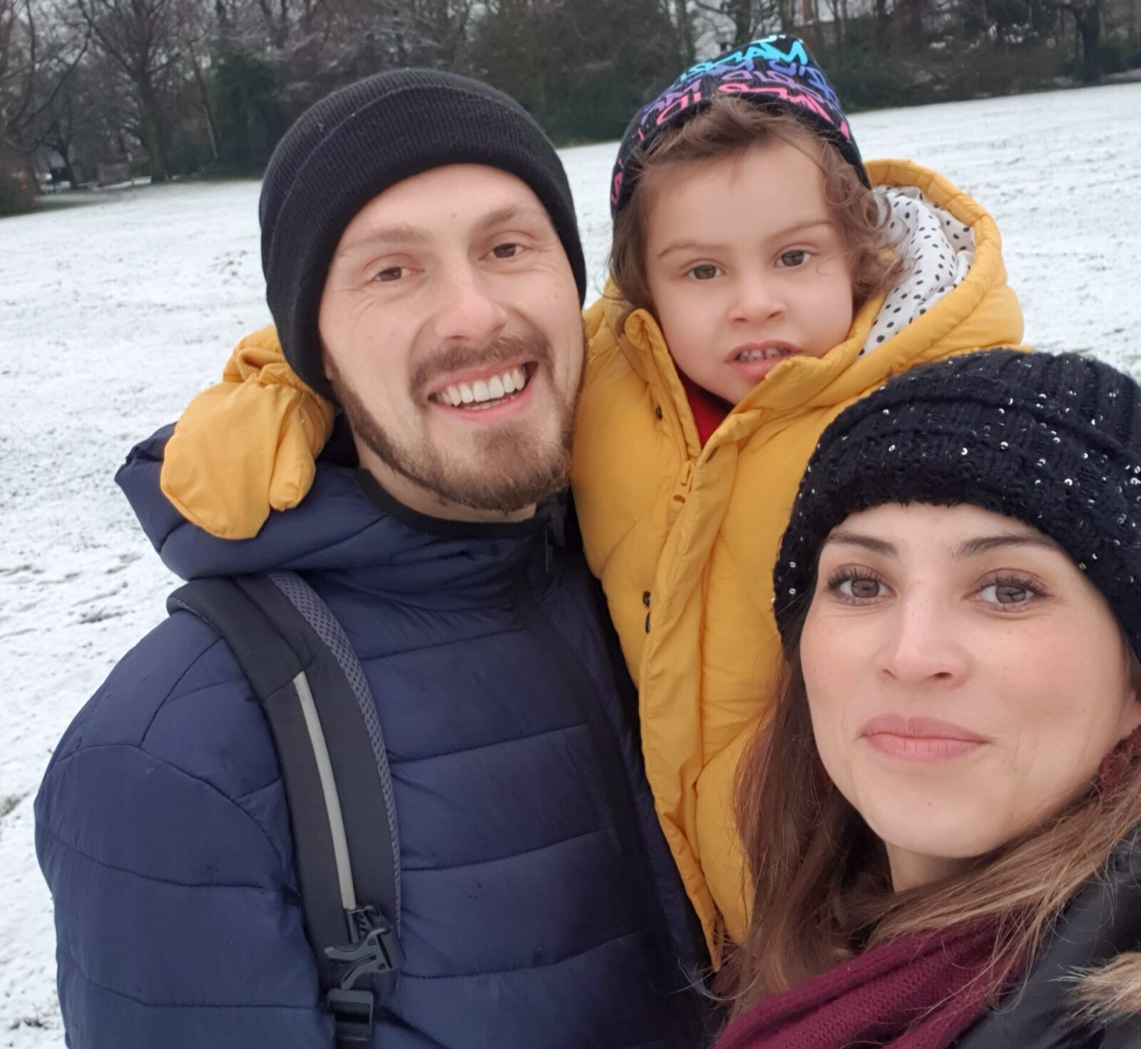 Manchester mum to take 10,000 steps everyday next month to raise funds for Brain Tumour Research, The Manc