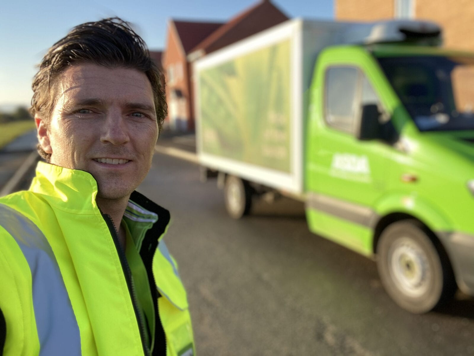 Benidorm star reveals he's been a secret ASDA delivery driver since the first lockdown, The Manc