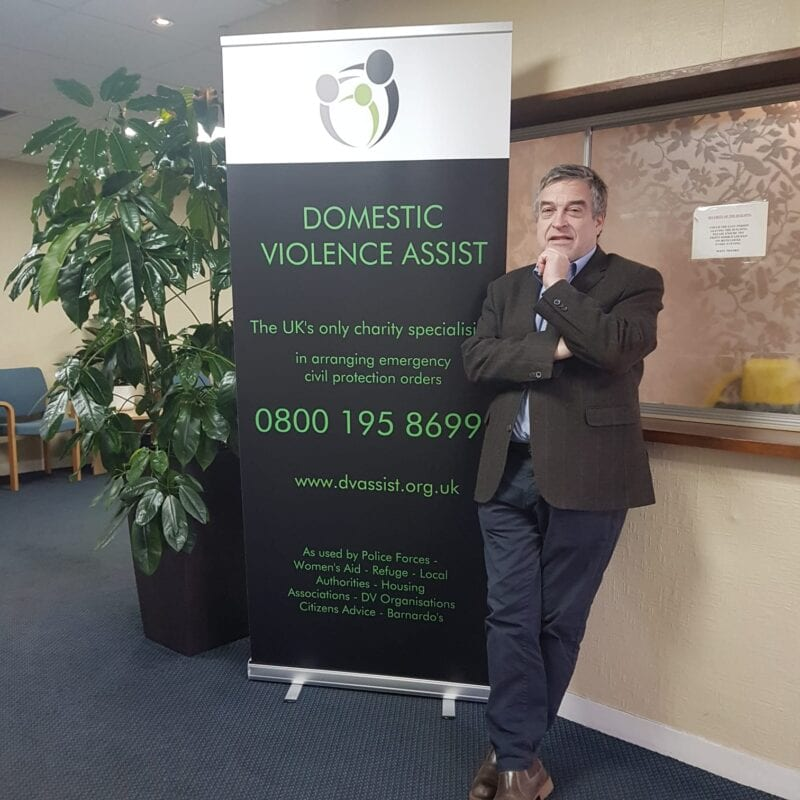 The Manc charity helping domestic abuse victims as referrals hit record levels, The Manc