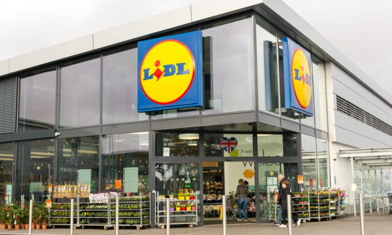 Lidl has been named the UK's cheapest supermarket – and it's beaten Aldi by just 34p, The Manc