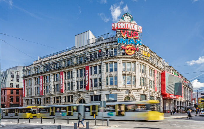 Printworks is celebrating Manchester's New Year's resolutions with a £50 voucher competition, The Manc