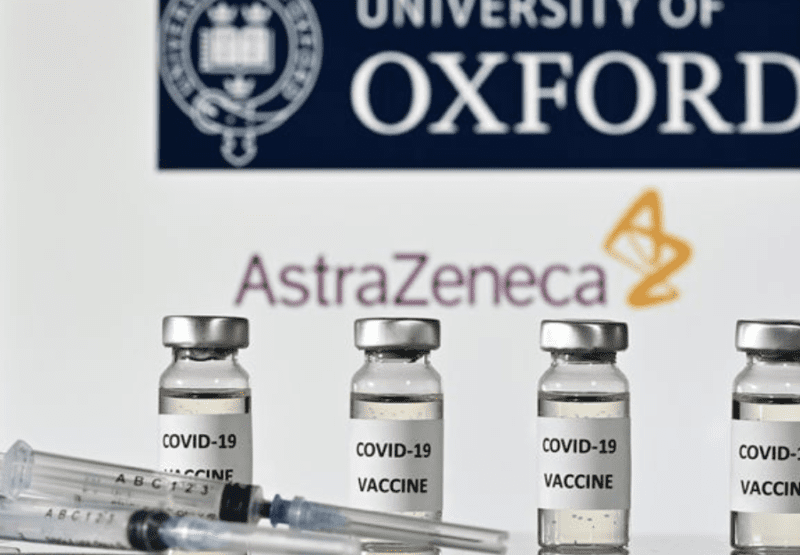 Huge moment as Oxford-AstraZeneca COVID-19 vaccine begins rollout across Britain, The Manc