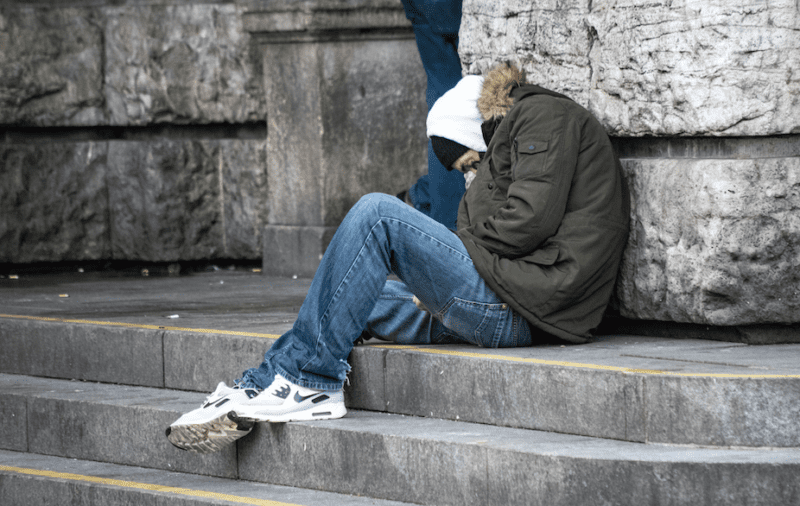 Temperatures have dropped in Manchester – here's how to help rough sleepers, The Manc