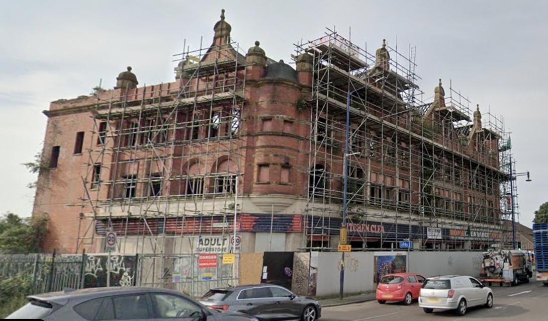 Historic building in Newton Heath set for demolition as council labels it 'very dangerous', The Manc