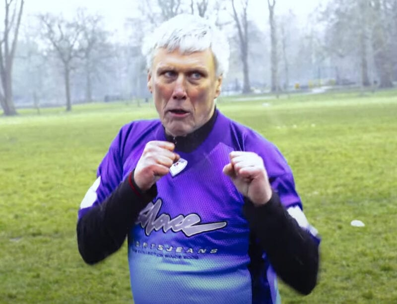 Bez is launching his own lockdown fitness classes, The Manc