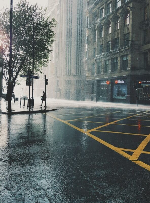 The viral photo of Manchester that launched a print shop, The Manc
