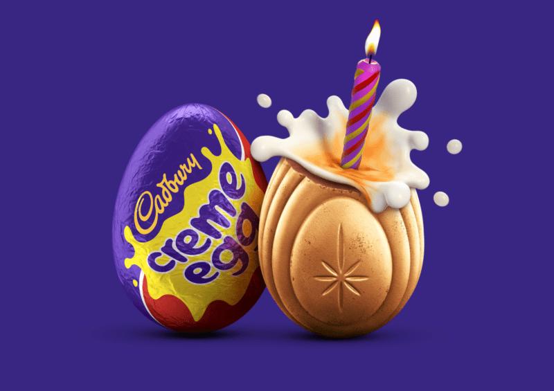 Cadbury has hidden 200 Gold Creme Eggs in shops across the UK, The Manc