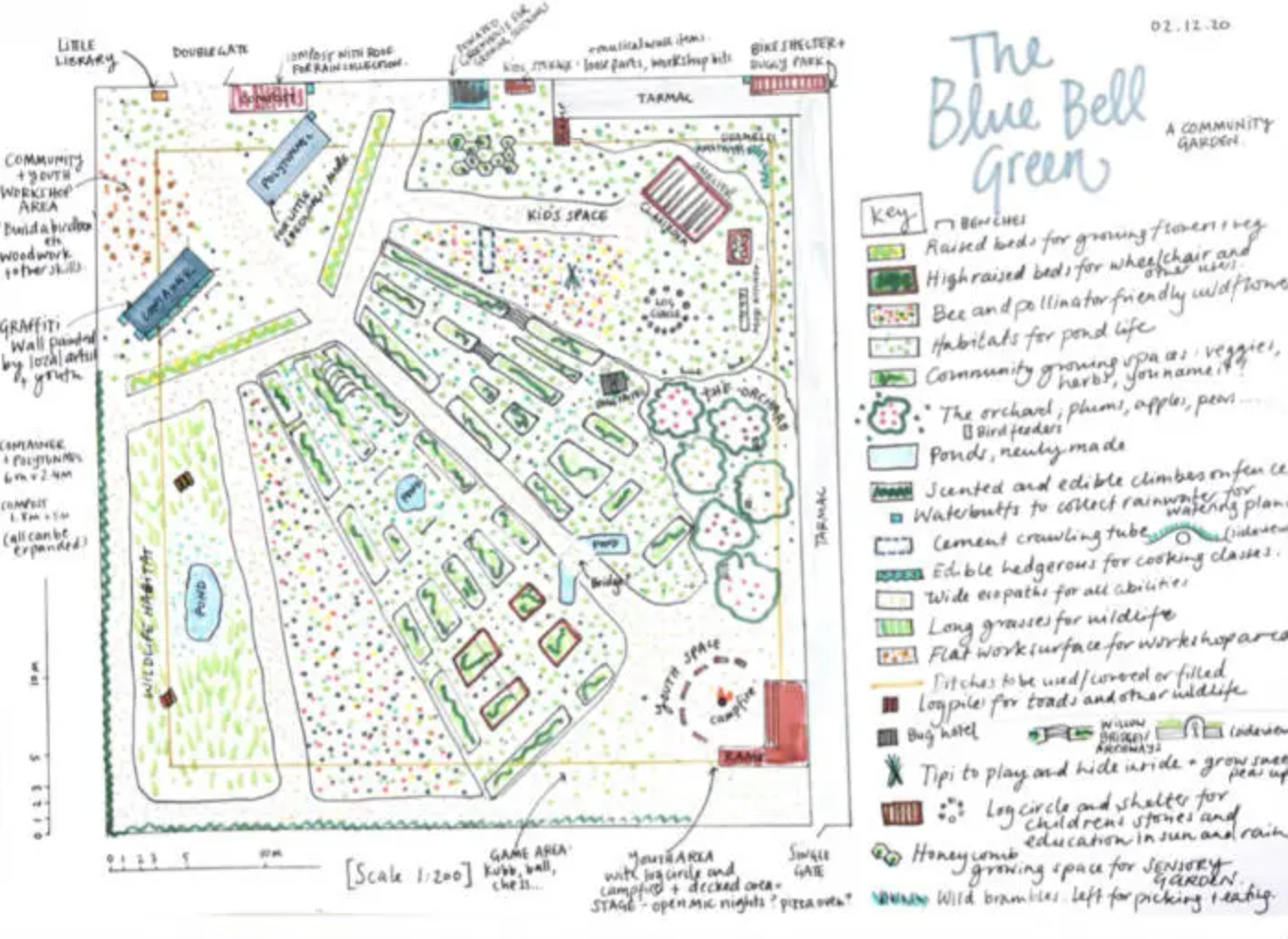 You can help this Levenshulme group win £5,000 to transform a former bowling green into a community garden, The Manc