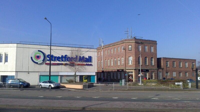 £17.6 million windfall set to 'transform Stretford town centre', The Manc