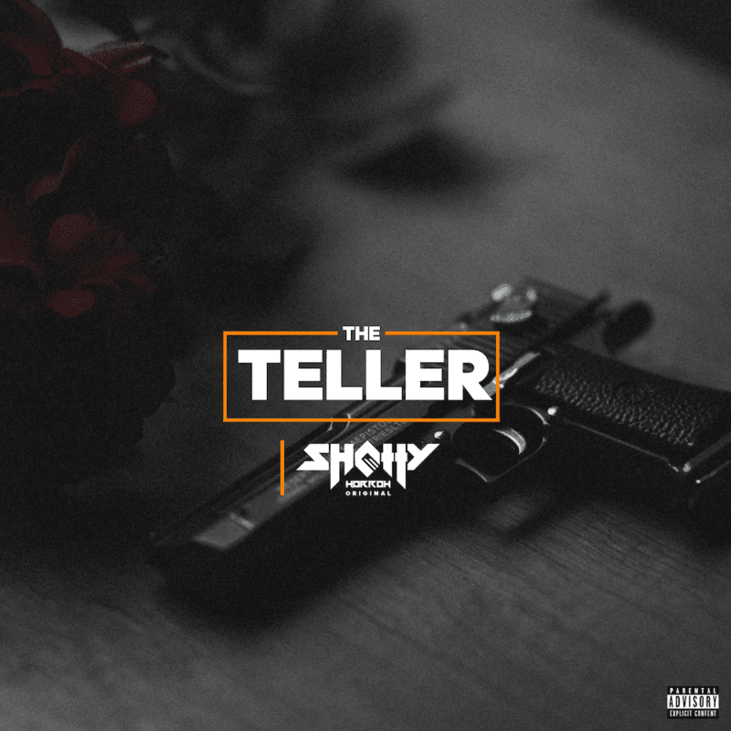 Shotty Horroh drops new audio drama project The Teller this weekend, The Manc