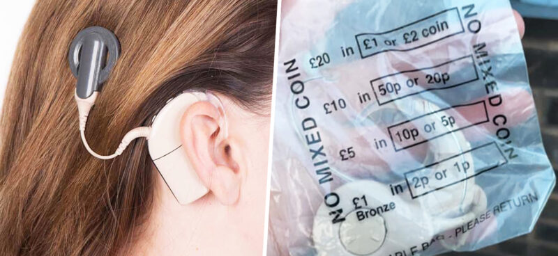 'Lifeline' cochlear implant miraculously returned to owner in Urmston after going missing, The Manc