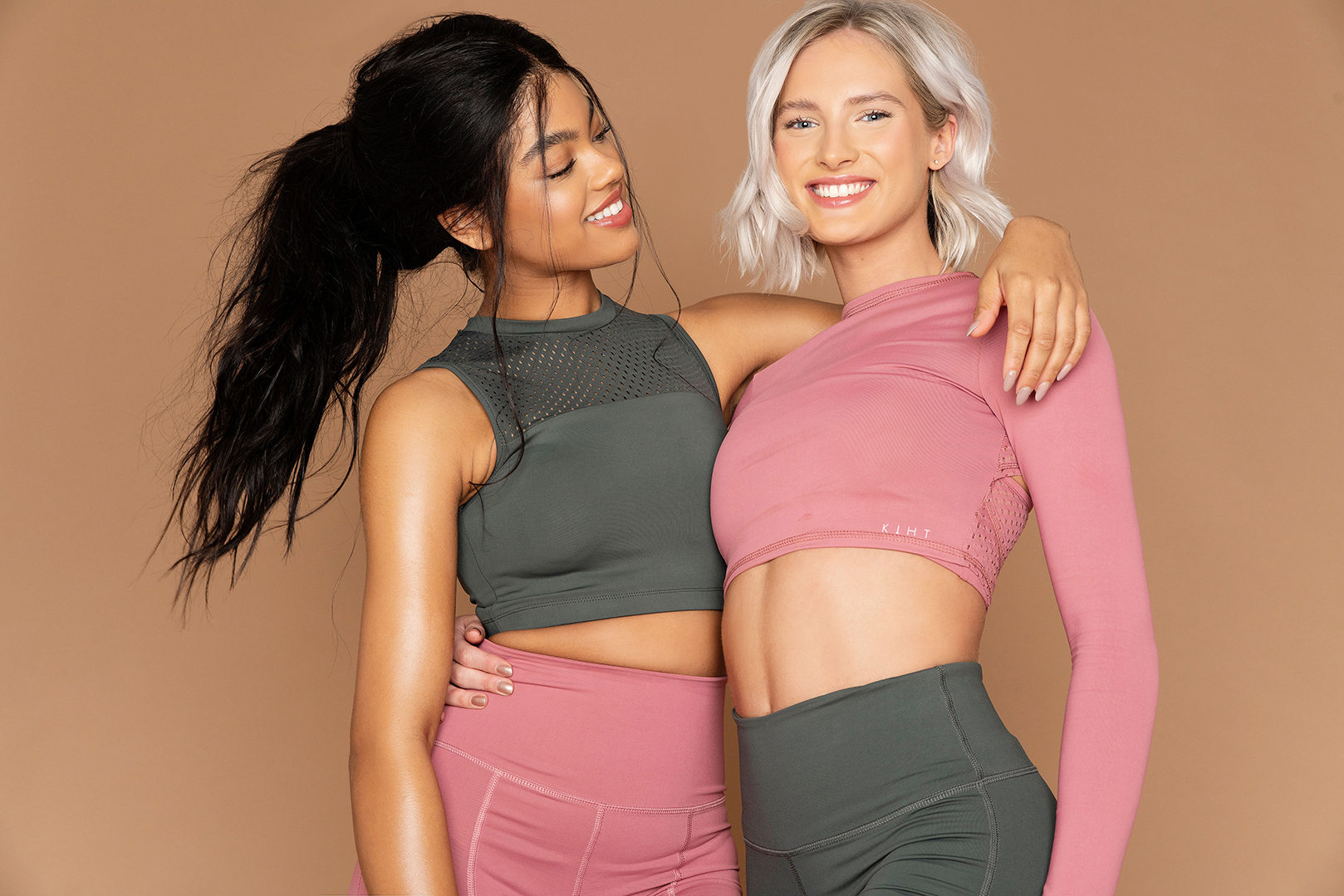 KIHT: The Manchester activewear brand selling ethical gymwear, The Manc