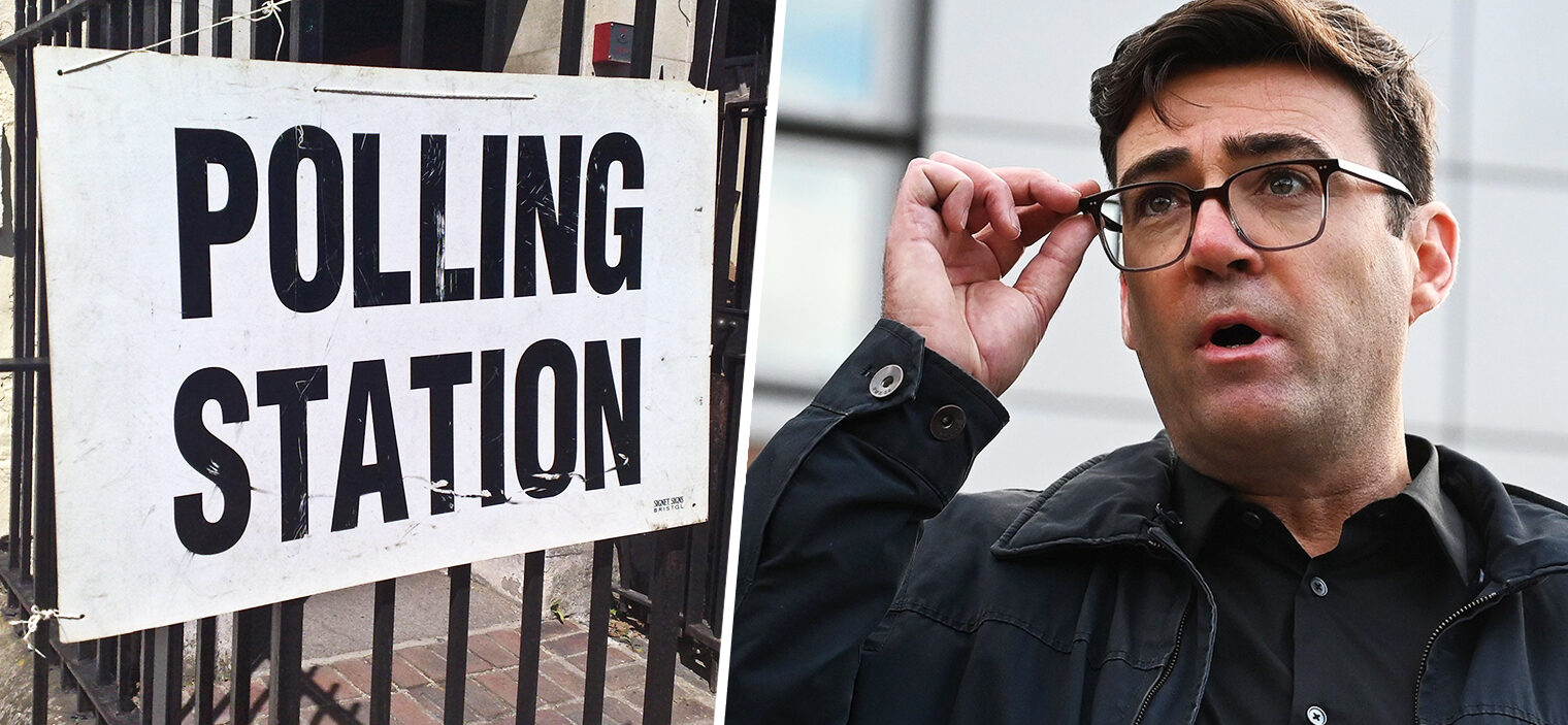 Mayoral and council elections are 'likely to be delayed' in Greater Manchester this year, The Manc