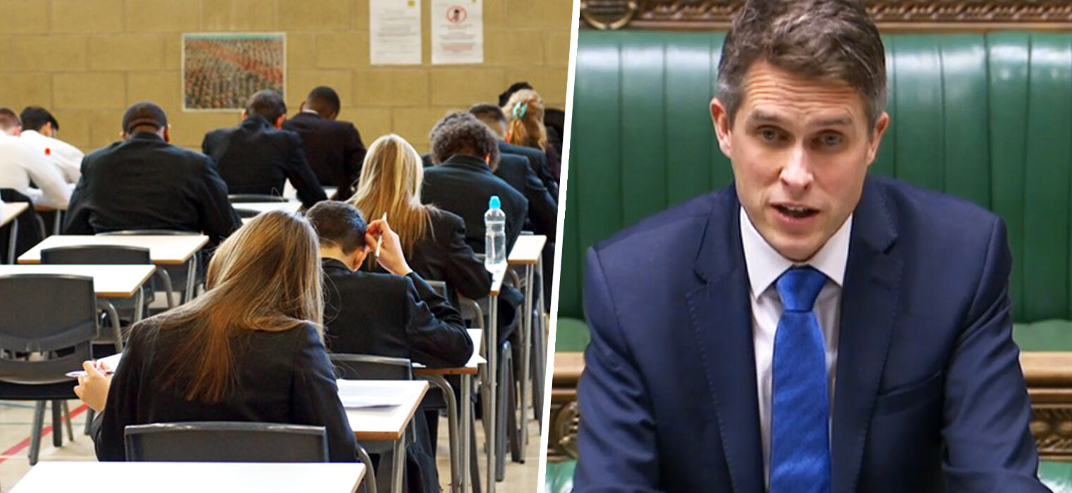 GCSE and A-Level exams to be replaced by teacher assessments this summer, The Manc