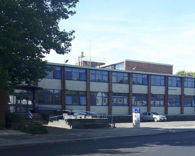 Officer discharges confiscated gun at Leigh Police Station, The Manc