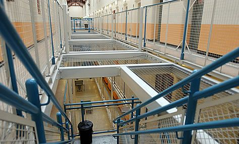 Manchester's prisoners reveal what life is like behind bars during a pandemic, The Manc