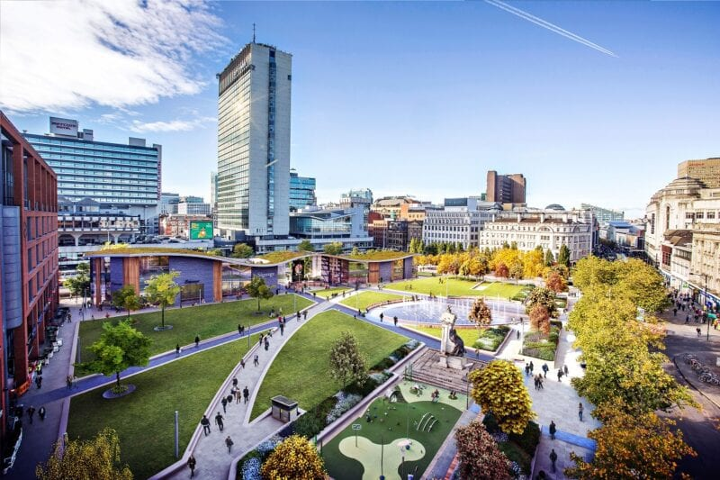 We need to talk about Piccadilly: Council starts conversation about transforming the city centre, The Manc
