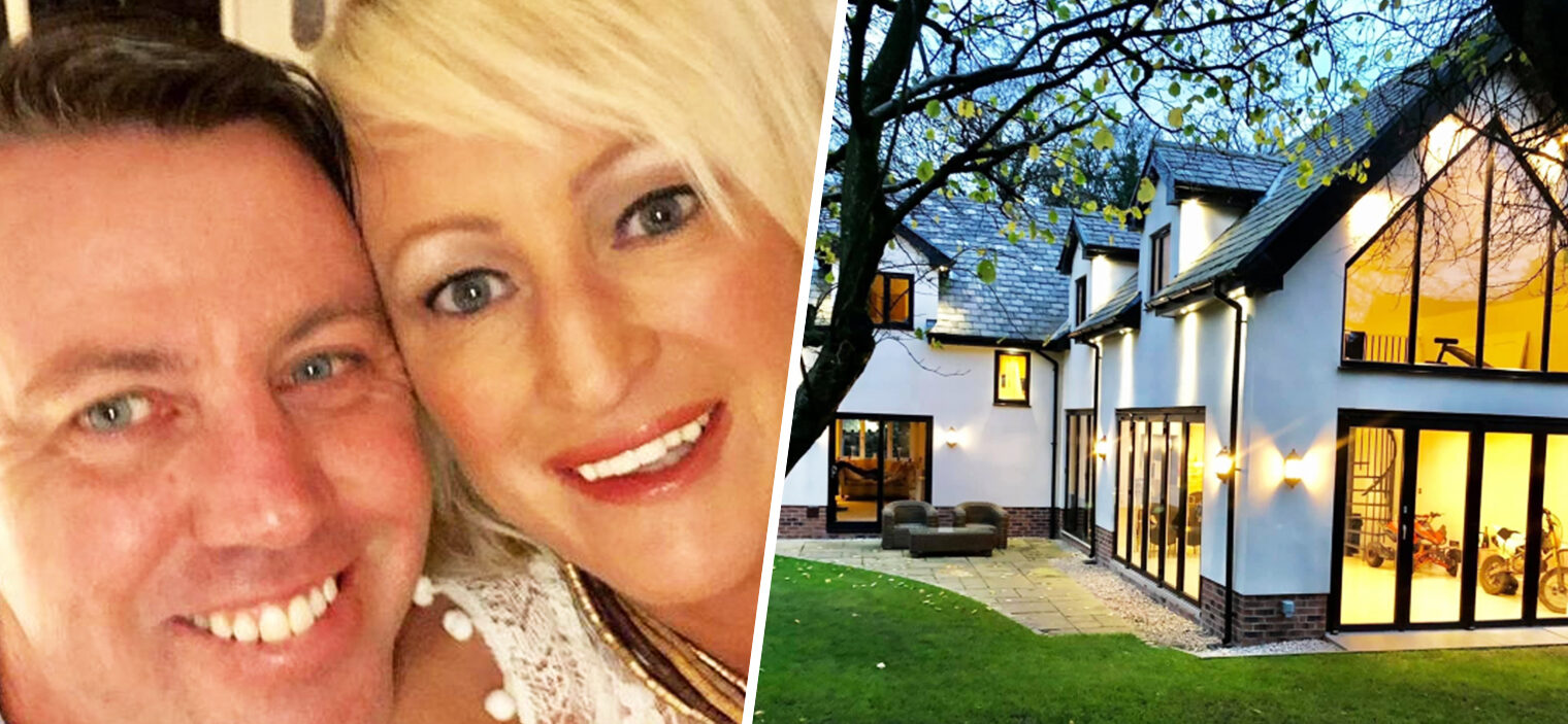 Lancashire mum to raffle off £600,000 home and Ferrari after incurable heart disease diagnosis, The Manc