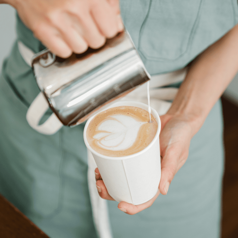 There's currently a debate on whether getting takeaway coffee is 'essential' – but is it allowed?, The Manc