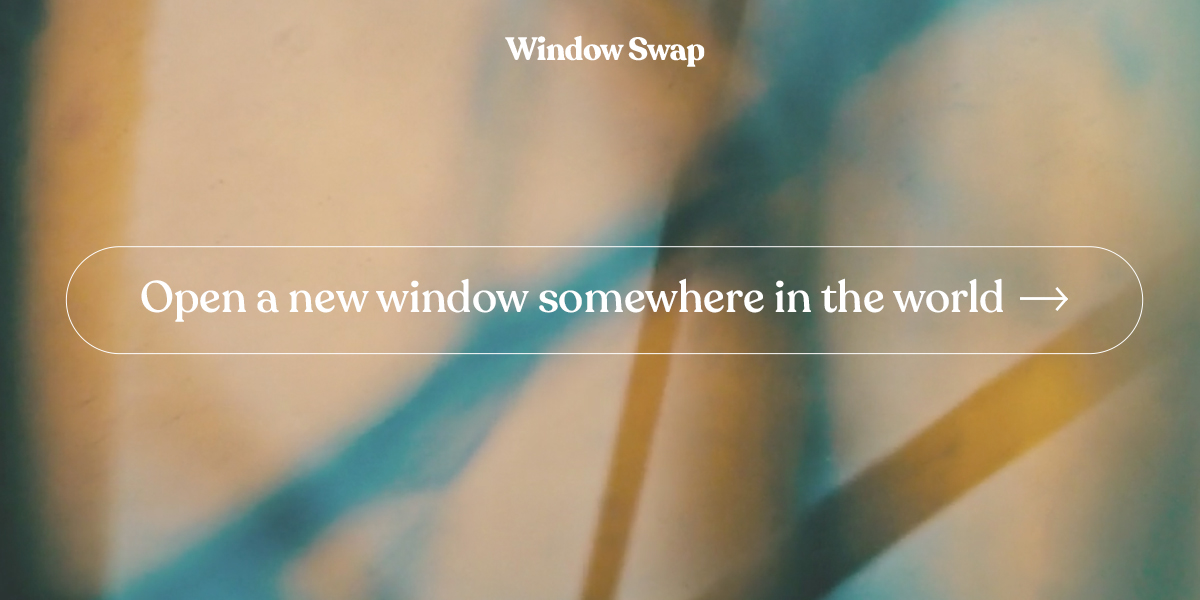 You can now 'open a window' anywhere in the world, The Manc