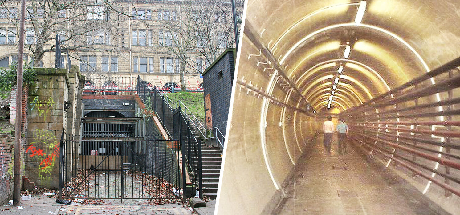 You can now tour Manchester's underground canals, bunkers and shelters on Zoom, The Manc
