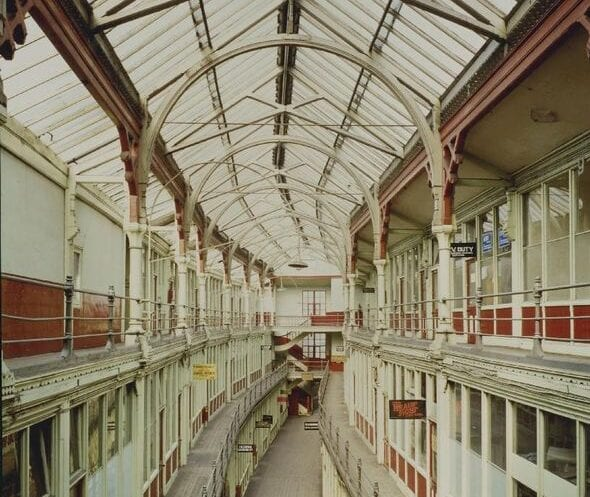 Lancaster Avenue Arcade: The forgotten shopping hub of the city centre, The Manc