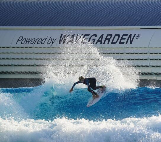Plans for a new £60 million wave park mean you'll soon be able to go surfing in Trafford, The Manc